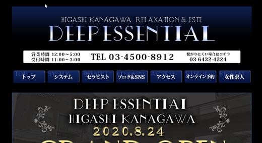 Deep Essential