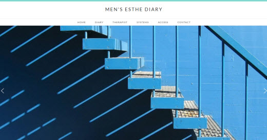 MEN'S ESTHE DIARY
