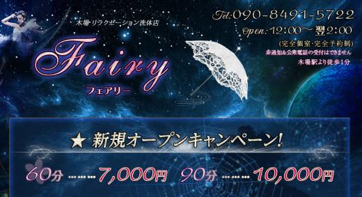 Fairy フェアリー