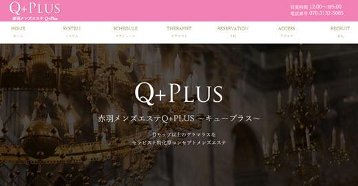 Q+PLUS キュープラス